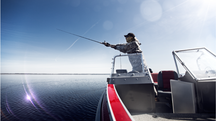Salt Water Fishing Trip