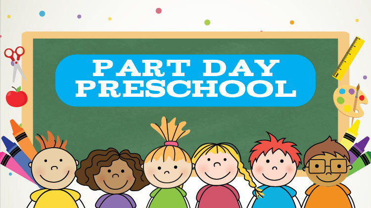 2017-2018 Part-Day Preschool