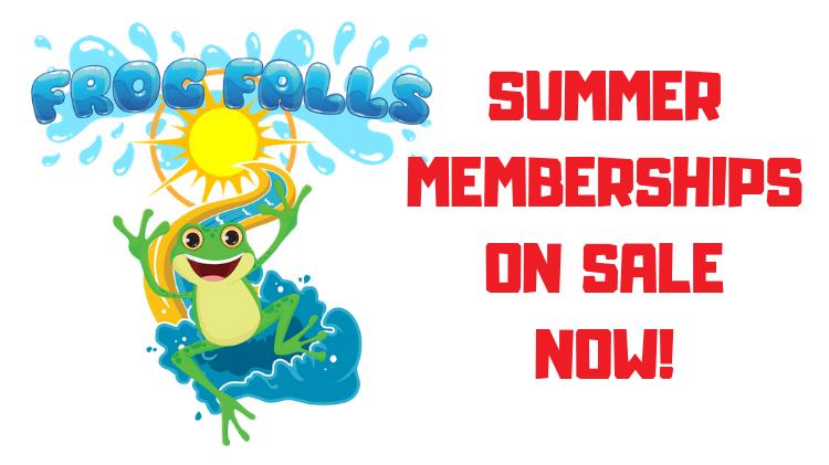Frog Falls Memberships