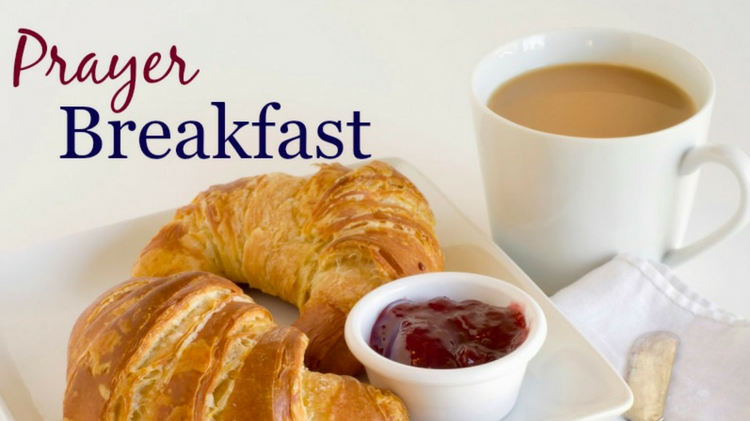 Quarterly Prayer Breakfast