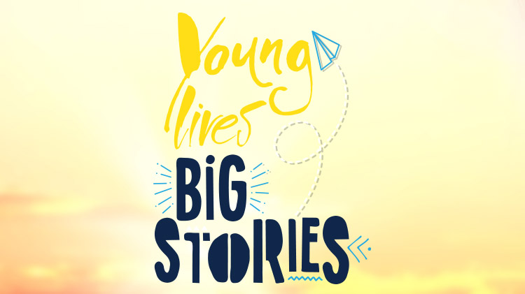 Young Lives, BIG Stories: Military Kids Can!