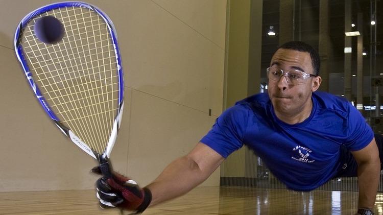 Fall Racquetball League