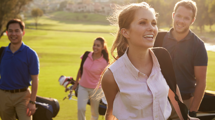 Spring Golf Member Meeting