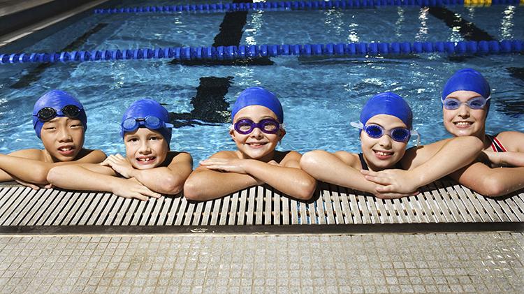Summer Camp Swim Lessons