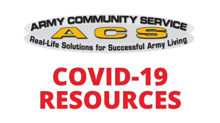 COVID-19 Resources From ACS